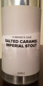 Salted Caramel Imperial Stout