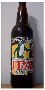 Hoppin' To Heaven IPA