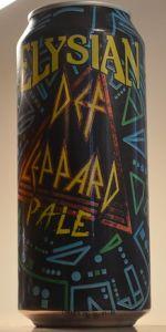 Def Leppard Pale Ale