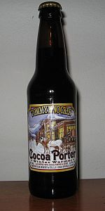 Cocoa Porter Winter Warmer