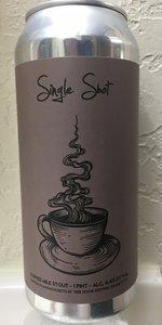 Single Shot - Sumatra Mandheling
