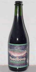 Fish Tale Poseidon's Imperial Stout (Barrel Aged)