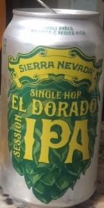 Single Hop El Dorado Session IPA