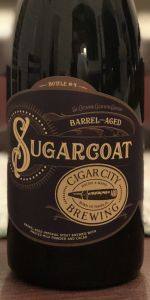 Barrel-Aged Sugarcoat