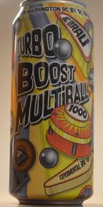 Turbo Boost Multiball