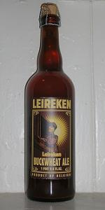 Leireken Buckwheat Ale
