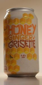 Honey Ginger Grisette