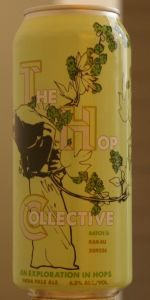 The Hop Collective (THC): Rakau/X09236