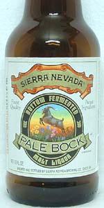 Sierra Nevada Pale Bock