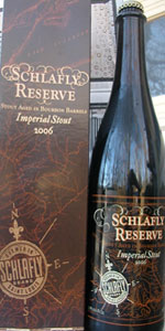 Schlafly Bourbon Barrel Aged Imperial Stout