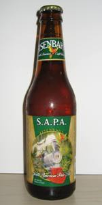 Eisenbahn S.A.P.A. (South American Pale Ale)