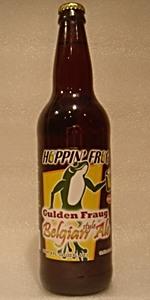 Gulden Fraug Belgian Style Ale