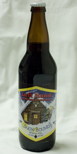 Snowbound Winter Ale