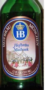 Hofbräu Maibock (Urbock)