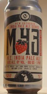 M-43 - Tart Strawberry