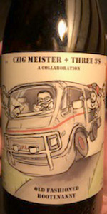 Czig Meister / Three 3's - Old Fashioned Hootenanny