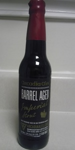 Imperial Stout - Bourbon Barrel-Aged
