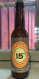Oppigårds 15th Anniversary IPA