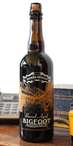 Sierra Nevada Bigfoot Barleywine Style Ale - Whiskey Barrel-Aged