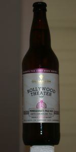 Bollywood Theater Pomegranate Pale Ale with Darjeeling Tea