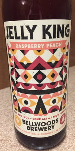 Jelly King - Raspberry And Peach