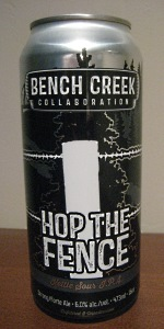 Hop the Fence Kettle Sour IPA
