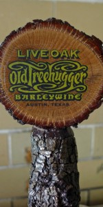 Live Oak Old Tree Hugger Barleywine