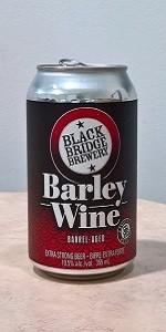 Barrel-Aged Barley Wine