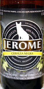 Cerveza Jerome Negra