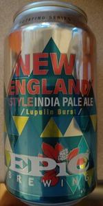 New England Style IPA - Lupulin Burst