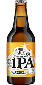 Brutal Brewing A Ship Full of IPA 0,0%
