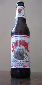 Saranac Black Diamond Bock