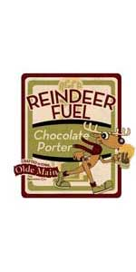 Reindeer Fuel Chocolate Porter
