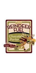 Reindeer Fuel Chocolate Porter