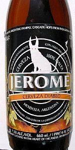 Cerveza Jerome Diablo