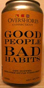 Good People/Bad Habits