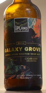 Upland / Cigar City - Galaxy Grove