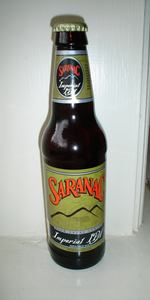 Saranac High Peaks Series Imperial IPA (Dec 2006-Sep 2014)