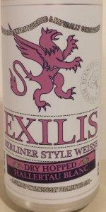 Exilis Dry Hopped: Hallertau Blanc