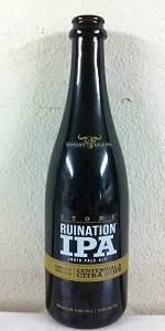 Stone Ruination IPA - Double Dry Hopped