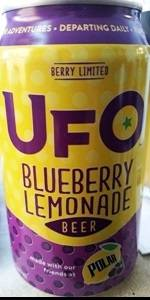 UFO Blueberry Lemonade