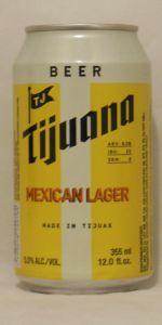 TJ Tijuana Mexican Lager