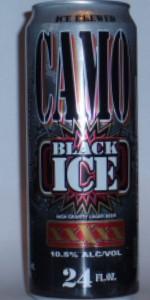 Camo Black Ice