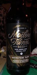 Monsters' Park - Bourbon & Rum Barrel-Aged - Cocoa Nibs, Coffee & Vanilla