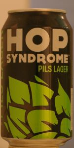 Hop Syndrome Pils Lager
