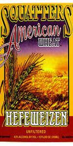 Squatters American Wheat Hefeweizen