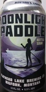 Moonlight Paddle Kettle Sour