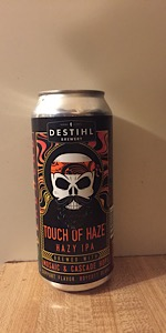 Deadhead IPA Series: Touch Of Haze