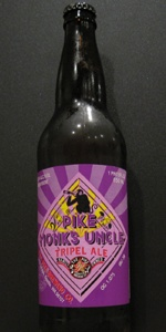 Monk's Uncle Tripel