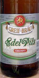 Greif-Bräu Edel-Pils